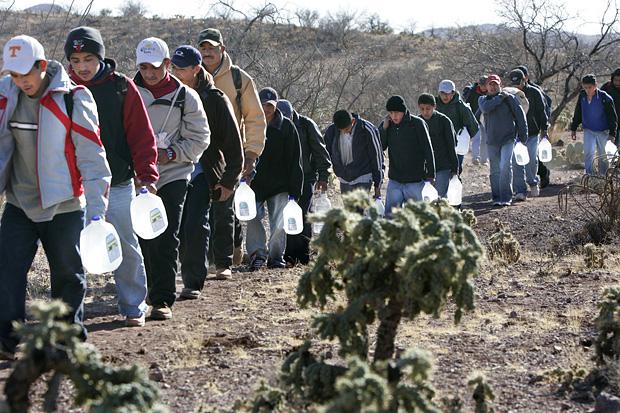 migrasi mexico perpindahan manusia paling besar dalam sejarah