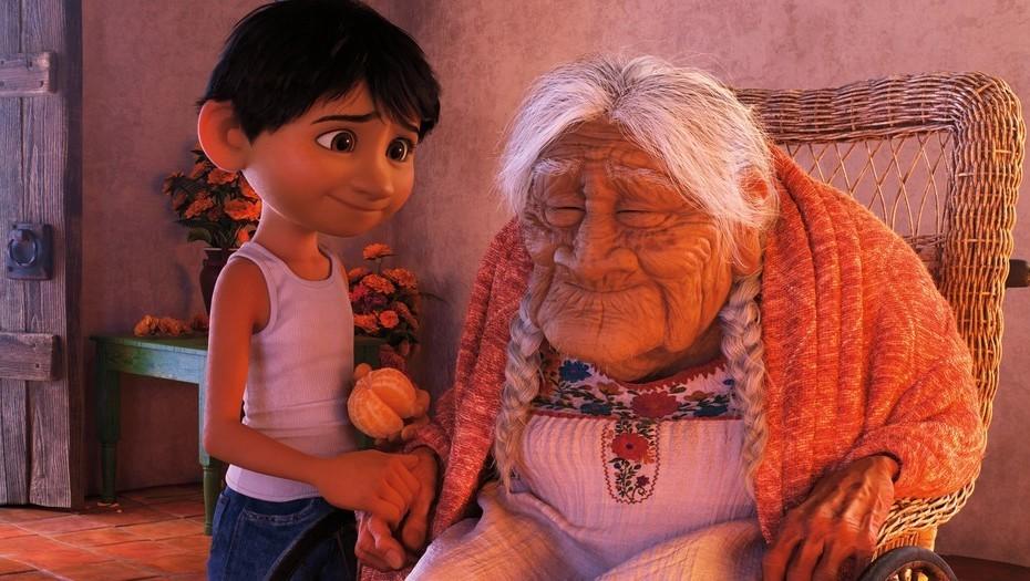 miguel dan coco dalam filem animasi terbaik pixar