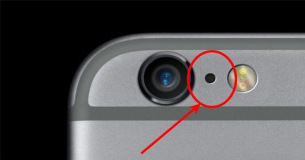 mikrofon kamera apple
