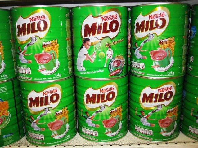 milo malaysia brand