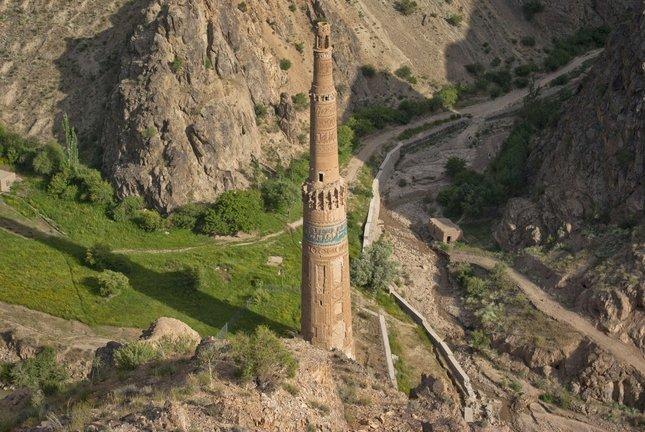 minaret jam unesco