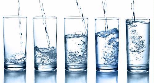 minum air masak jaga suara
