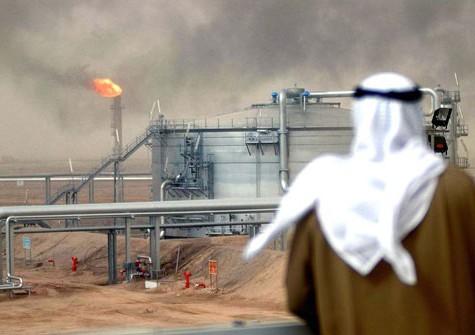 minyak arab saudi