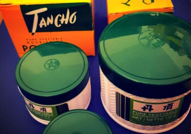 minyak rambut tancho pomade