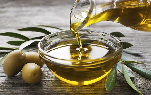 minyak zaitun banyak khasiat