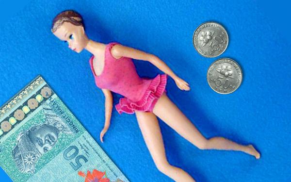 miss barbie 1964 patung barbie paling mahal termahal dalam dunia jual