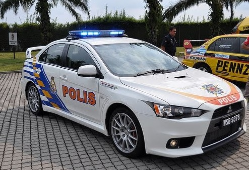 mitsubishi evolution x pdrm 238