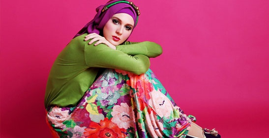 model muslimah 107