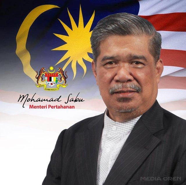 mohamad sabu menteri pertahanan malaysia 2