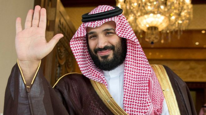 mohammed bin salman pewaris saudi