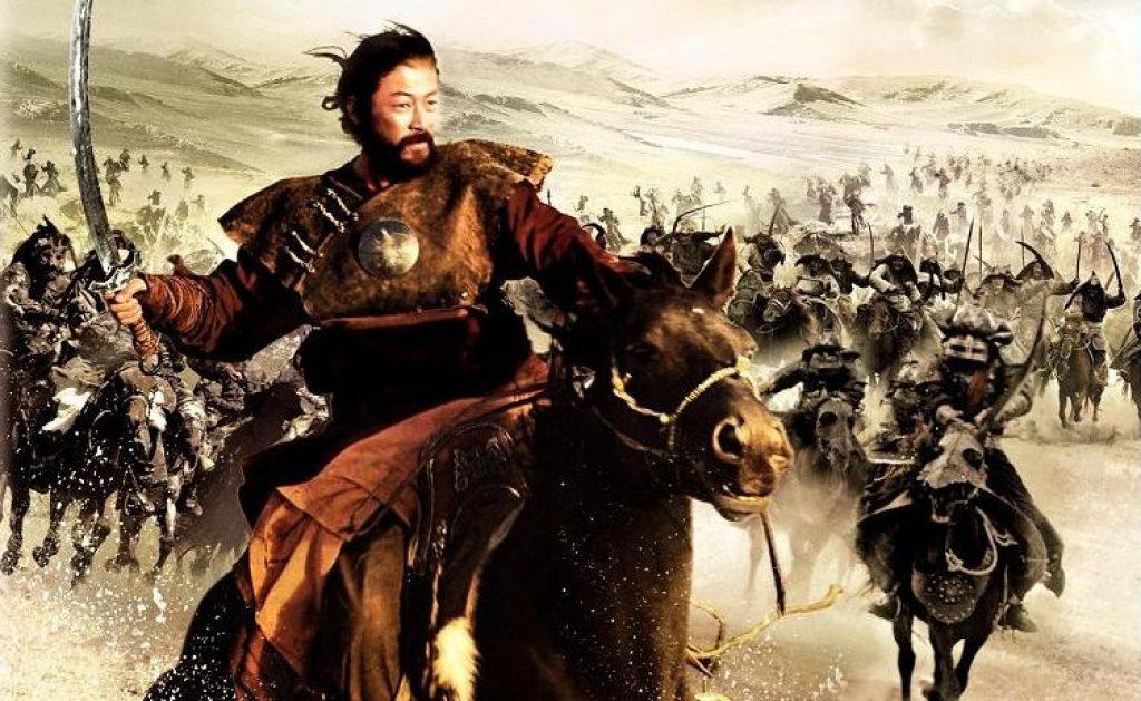 mongol 5 pahlawan perang zaman pubra yang paling power