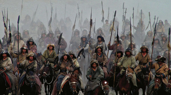 mongol army
