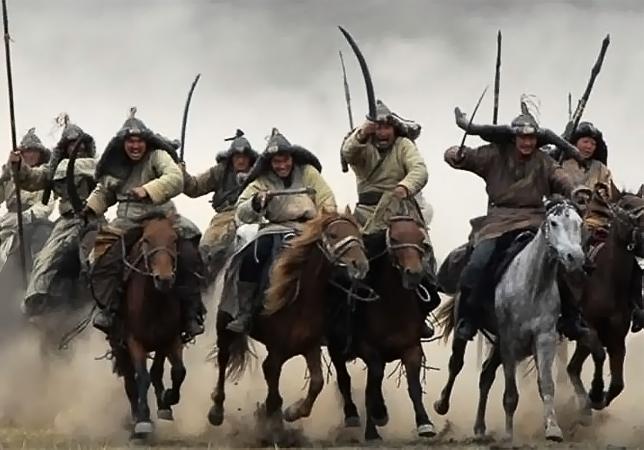 mongol empire 2
