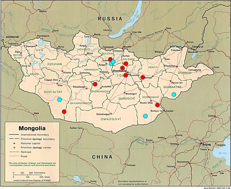 mongolia bersempadan dengan china dan russia tapi merupakan sebuah negara bebas