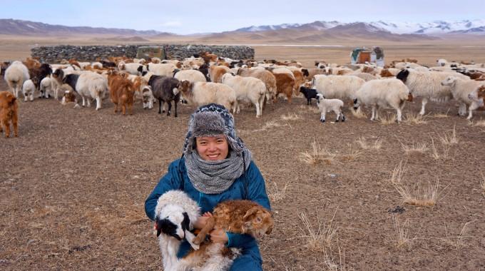 mongolia selamat untuk dikunjungi