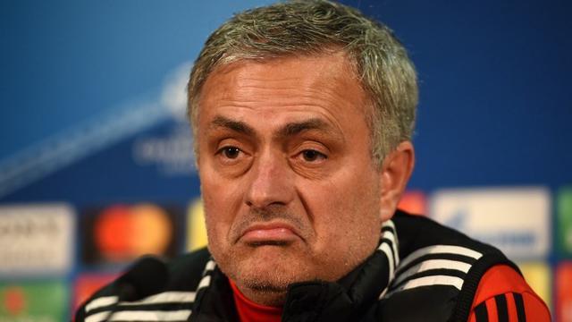 mourinho muka cari gaduh
