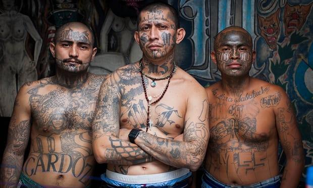 ms 13 geng penjara paling berbahaya di dunia
