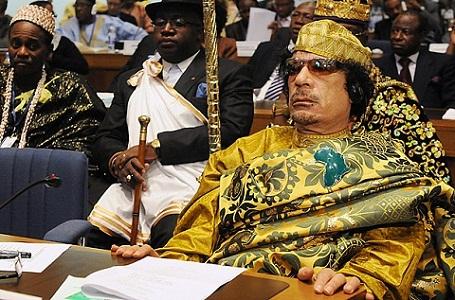 muammar gadaffi gold outfit orang kaya yang tidak disenaraikan forbes