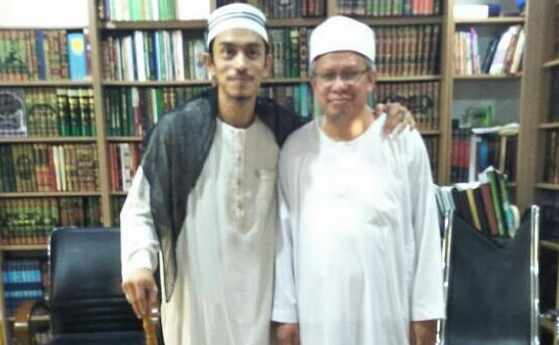 mufti beri iqram dinzly arnab 1