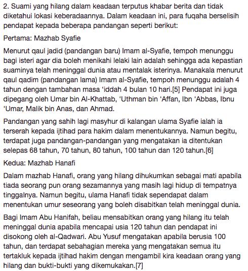 mufti wilayah persekutuan jawab kekeliruan netizen terhadap pengakhiran drama menanti februari 3