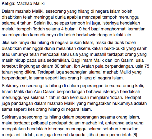 mufti wilayah persekutuan jawab kekeliruan netizen terhadap pengakhiran drama menanti februari 4