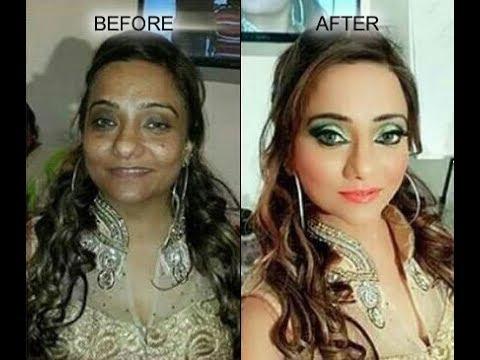 muka berubah tanpa makeup perkahwinan paling singkat