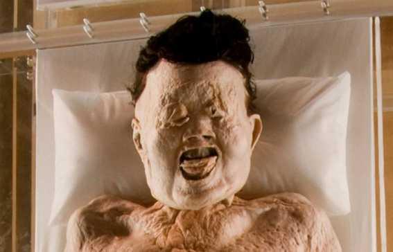 mumia xin zhui berusia lebih daripada 2 000 tahun