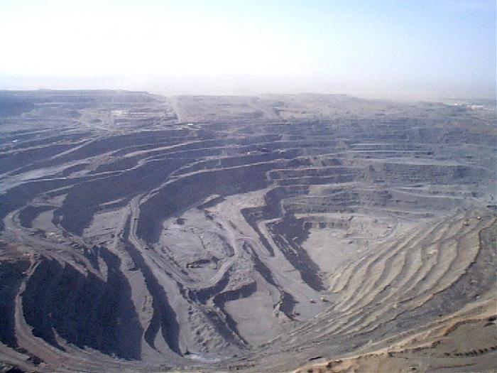 muruntau lombong emas paling besar di dunia dari segi jumlah emas