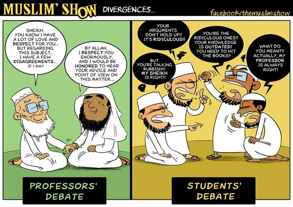 muslim show khilaf