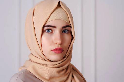 muslimah modeal1