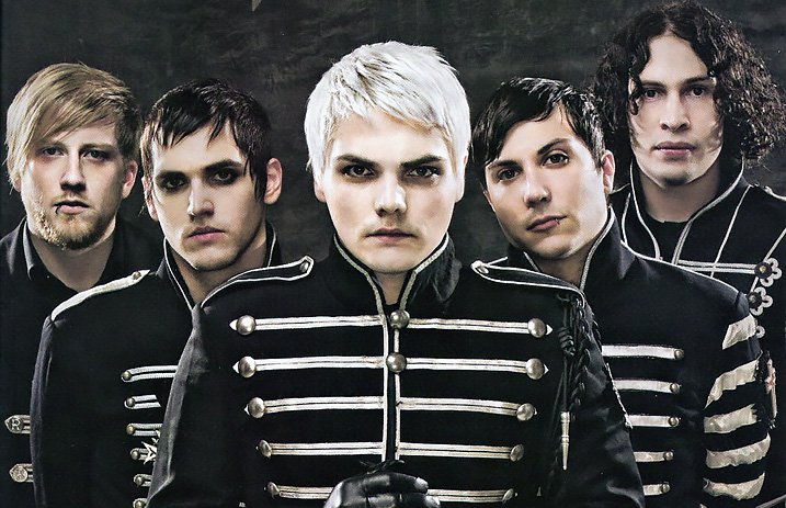 my chemical romance lagu best
