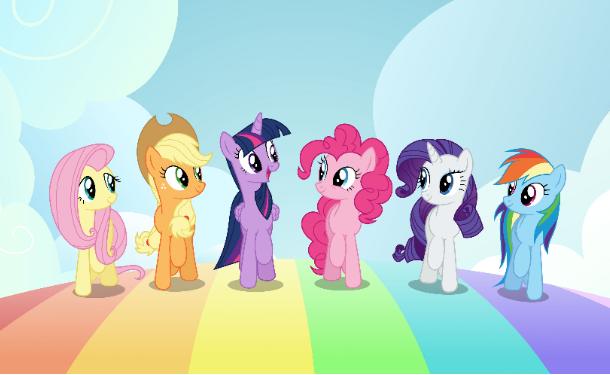 my little pony jenama paling kuaty