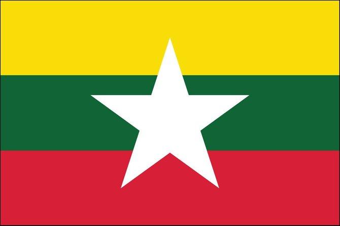 myanmar makna tersirat di sebalik bendera negara di asia tenggara