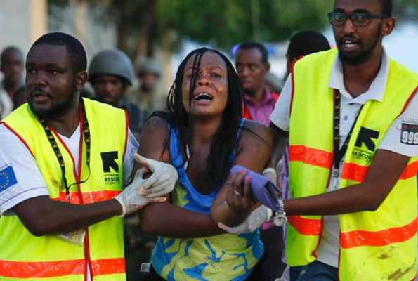 nairobi insiden tembak menembak di institusi pendidikan