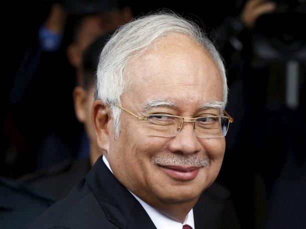 najib perdana menteri malaysia