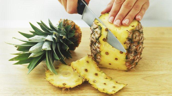 nanas atasi masalah gout