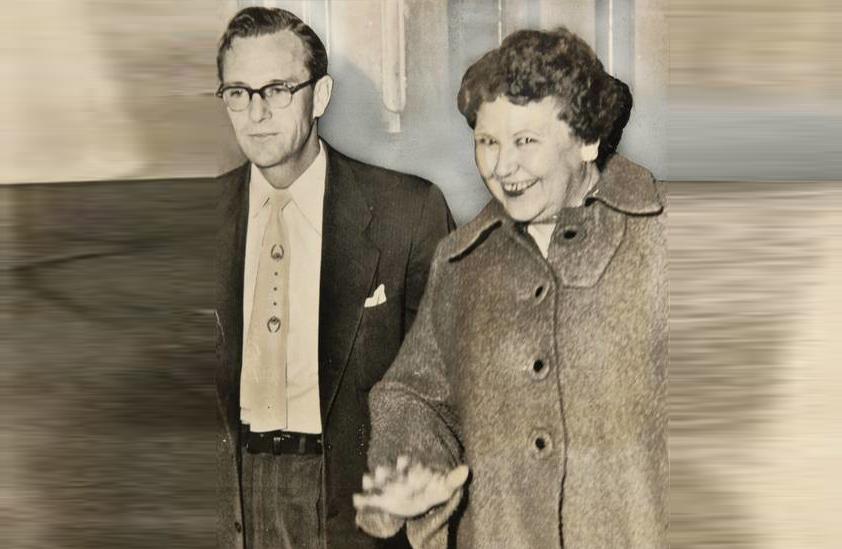 nannie doss bersama suami pertamanya 297