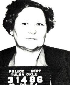 nannie doss dalam tahanan polis 87