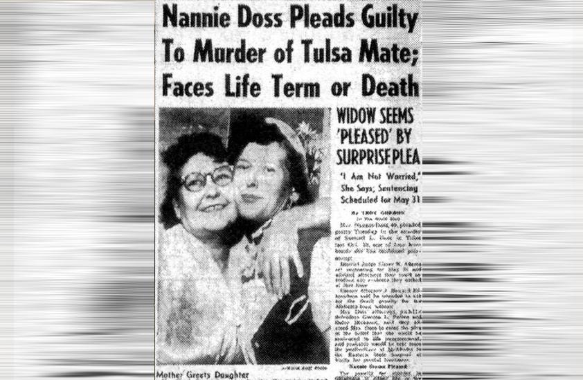 nannie doss mengaku membunuh ramai orang