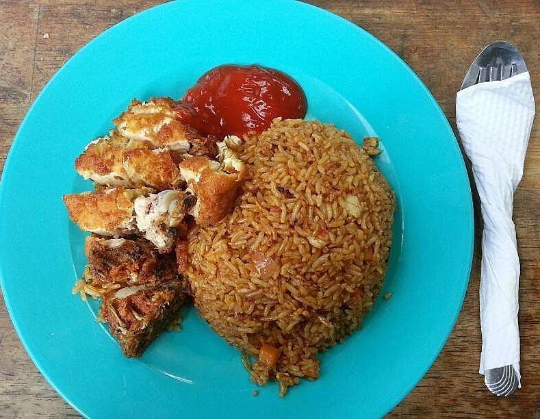 Resepi Nasi Goreng Ayam Perap Rempah Simple Dan Mudah Iluminasi
