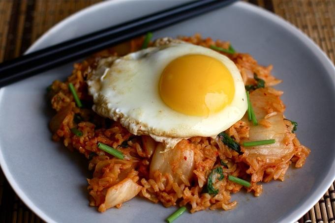 nasi goreng kimchi 153