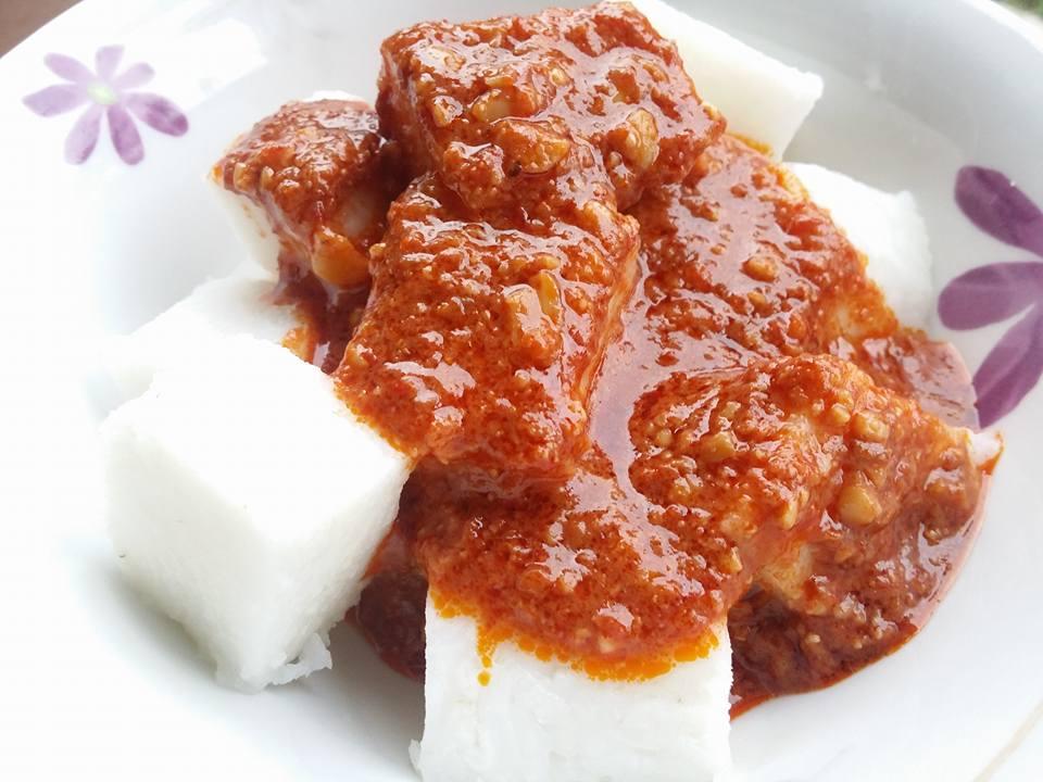 Resepi Nasi Impit Dan Kuah Kacang Iluminasi
