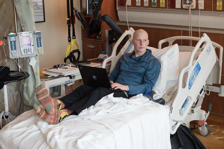 nasihat pesakit kanser berusia 24 tahun kepada kita 2