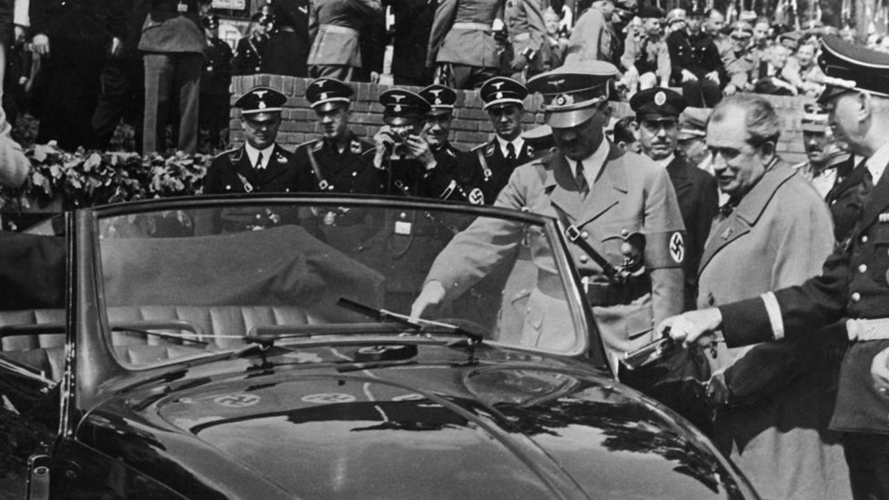 nazi membantu menghasilkan volkswagen beetle 7 perkara yang anda tak tahu mengenai nazi jerman 2