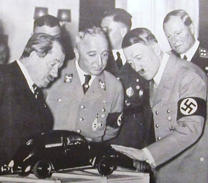 nazi membantu menghasilkan volkswagen beetle 7 perkara yang anda tak tahu mengenai nazi jerman