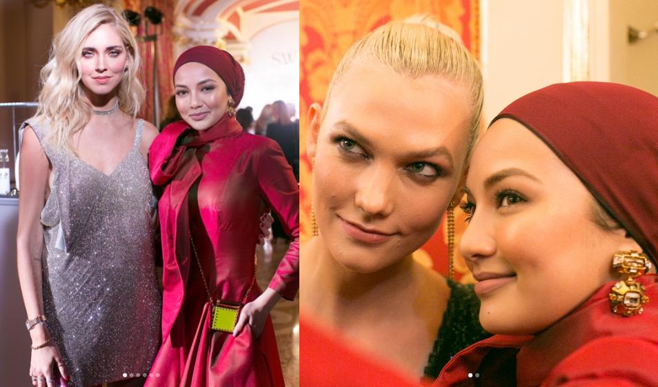 neelofa diiktiraf di acara minggu fesyen milan 613