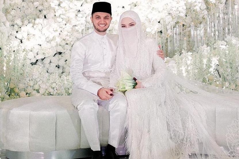 neelofa kahwin