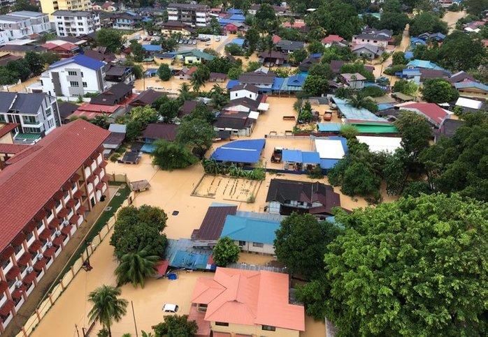 negara berisiko tinggi menghadapi perubahan iklim negara terselamat 3