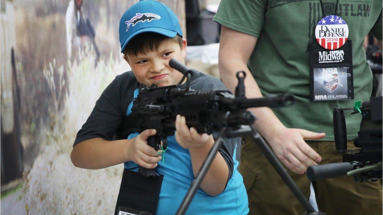 negara paling longgar undang undang senjata api 5