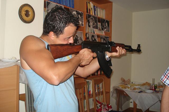 negara paling longgar undang undang senjata api 6